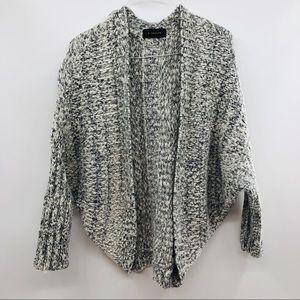 S TWELVE Gray Knit Sweater